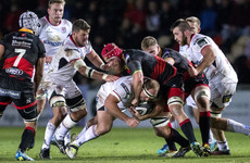 Ulster release South African prop from his contract after just three appearances