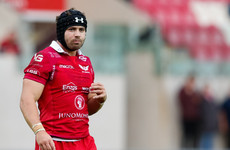 'Just being on the safe side': Halfpenny out of Ulster clash due to concussion