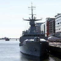 Navy detains Irish fishing vessel off Mizen Head
