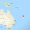 Tsunami warning as magnitude 7.5 earthquake strikes off New Caledonia