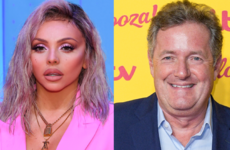 Criticism of Jesy Nelson's new tattoo may be the only issue fans and Piers Morgan agree on