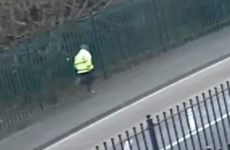 Police release footage of gunman in Belfast murder investigation