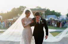 Here's a comprehensive list of all the #sponcon Nick Jonas and Priyanka Chopra had for their wedding