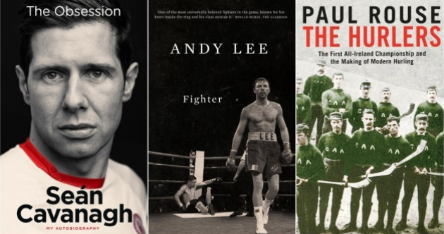 22 of our favourite sports books from 2018