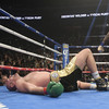 Referee explains why he didn't wave off the fight even when it looked like Fury was out cold