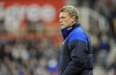 Moyes likely to succeed Ferguson at United - Docherty