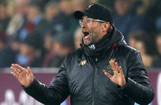 Klopp frustrated by physical Burnley as Liverpool suffer Gomez blow