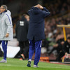 Sarri slams Chelsea's complacency in defeat at Wolves