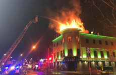 'There was a lot of damage': Five fire units battle blaze at landmark East Wall pub