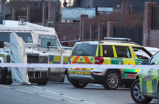 Two men arrested in connection with fatal shooting of man outside Belfast school