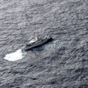 Five missing after two US military planes crash off coast of Japan