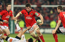 'We've a bit of a relationship with them': O'Mahony prepared to tough it out against familiar foe Castres