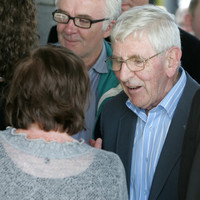 Dónall Farmer - who played Fr Tim Devereux on Glenroe - dies aged 81