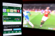 Betting adverts to be banned 'whistle-to-whistle' during live sports broadcasts in the UK