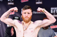 Mayo's 'Sugar' Ray Moylette makes weight for massive homecoming test on TG4