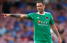 'I am eternally grateful': Ireland defender Delaney exits Cork City after six months