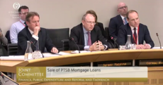 It took 9 consecutive questions for bank execs to admit €1.3bn mortgage 'vehicle' won't pay tax