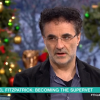Supervet's Noel Fitzpatrick opened up about getting bullied at school on his appearance on This Morning