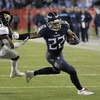 Henry equals record with 99-yard TD, scores three more as Titans trounce Jags