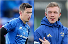 Leavy starts at 8 as Leinster hand 12 shirt to Reid for Bath trip