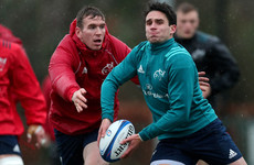 Carbery and Stander back as fully-loaded Munster welcome Castres