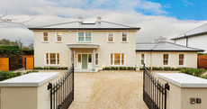 Ultra-modern Foxrock mansion with its own jacuzzi for €2.5m