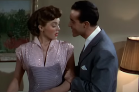 A still from 1949 movie Neptune's Daughter, where the song featured.