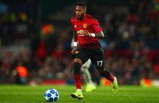 Mourinho reveals why Fred has fallen down the Man United pecking order