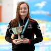 18-year-old swimming prodigy Mona McSharry breaks three Irish records within the space of 24 hours