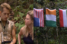 I'm A Celeb's flag challenge caused absolute war on Twitter when they got the Irish one arse-ways