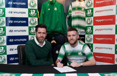 Shamrock Rovers announce the arrival of former Man City youngster Jack Byrne