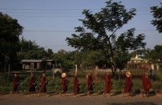 In photos: Burma takes to the polls on election day