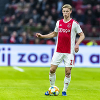 PSG in pole position to splash out €75m on Man City target De Jong