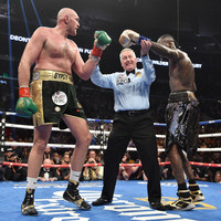 WBC sanction 'direct' rematch between champion Deontay Wilder and Tyson Fury