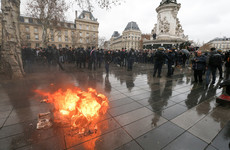 Irish in Paris urged to take caution and avoid certain areas as city braced for further protests