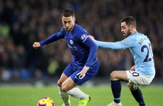As it happened: Chelsea vs Man City, Premier League