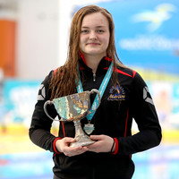 Sligo's 18-year-old swimming sensation breaks fourth Irish senior record in three days