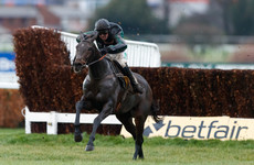 Peerless Altior battles the conditions to claim Tingle Creek Chase at Sandown