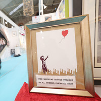 Banksy has been Banksied: Artist's works on show in Madrid without his approval