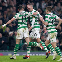 Celtic storm back top of the Scottish Premiership with crushing win over Kilmarnock
