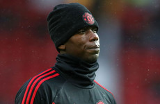'He has the potential to be a fantastic player': Mourinho challenges Pogba to improve mentality