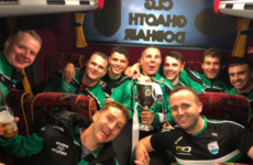 'Bean an D'or', Ghaoth Dobhair celebrations, AC Milan in Athlone and more Tweets of the Week
