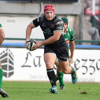 Academy prop Eric O'Sullivan shining with opportunity in Ulster