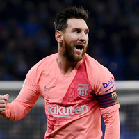 Messi dazzles with two brilliant free kicks as Barcelona demolish Espanyol in Catalan derby