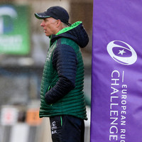 Connacht in the market for Irish-qualified scrum-half as injury cover