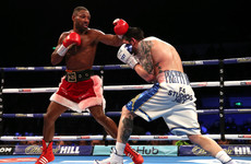Brook triumphs in WBA final eliminator against Zerafa despite unconvincing display