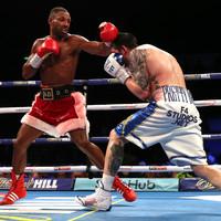 Brook triumphs in WBA final eliminator against Zerafa despite unconvincing display