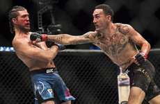 Holloway dominates Ortega to retain UFC featherweight title while Shevchenko claims vacant flyweight belt