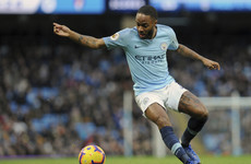 Sterling claims newspapers 'help fuel racism' following alleged abuse at Stamford Bridge