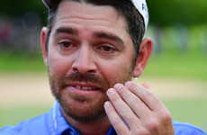 Emotional Oosthuizen ends 33-month winless run by lifting SA Open trophy